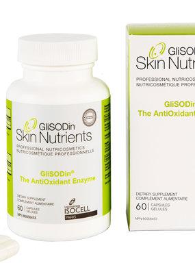 GLISODIN Glisodin enzyme anti-oxydant 60 capsules