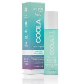 COOLA Coola pulvérisateur pour fixer le maquillage FPS 30
