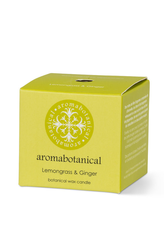 Aromabotanical Aromabotanical  Mini bougie - Citronnelle/gingembre