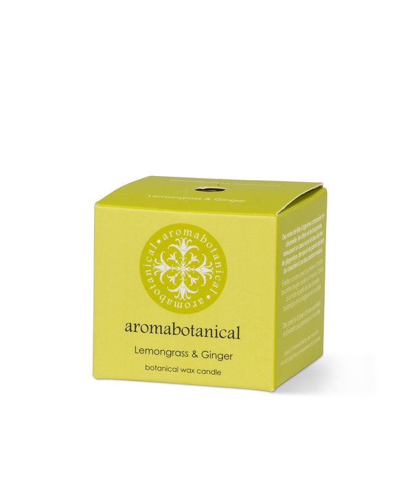 Aromabotanical  Mini bougie - Citronnelle/gingembre