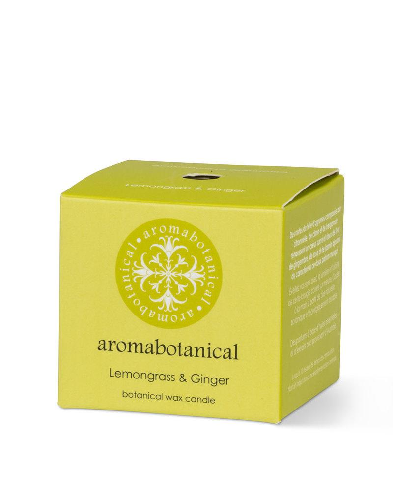 Aromabotanical Aromabotanical  Mini bougie - Citronnelle/gingembre