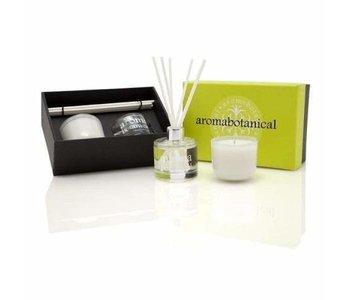 Aromabotanical Coffret 2 pièces Citronelle/gingembre