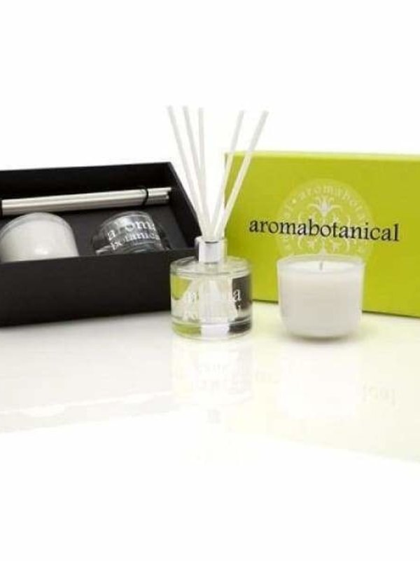 Aromabotanical Aromabotanical Coffret 2 pièces Citronelle/gingembre