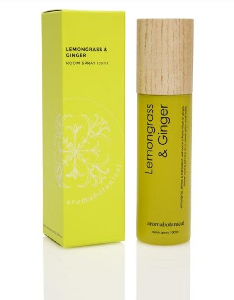 Aromabotanical Aromabotanical Vaporisateur d'ambiance citronnelle gingembre