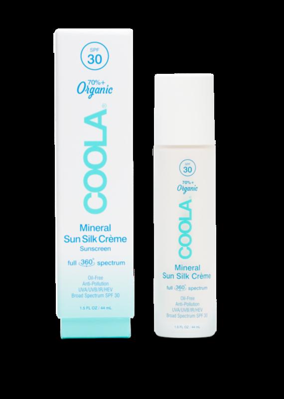 COOLA Coola spectre complet 360 Crème soie du soleil-Visage FPS 30
