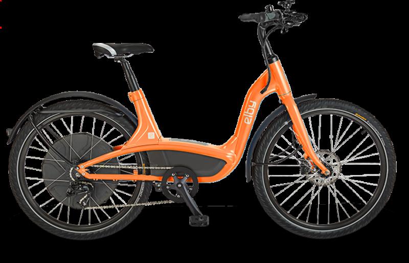 Elby E-bike 9-Speed ORG