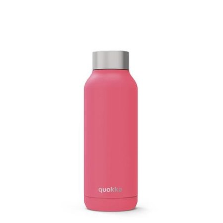 Quokka Stainless Steel Bottle 17oz Pink