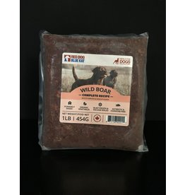 Red Dog Blue Kat Red Dog Blue Kat - Wild Boar Complete - 1lb