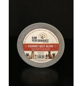 Raw Performance Raw Performance - Gourmet Beef Blend - 1LB