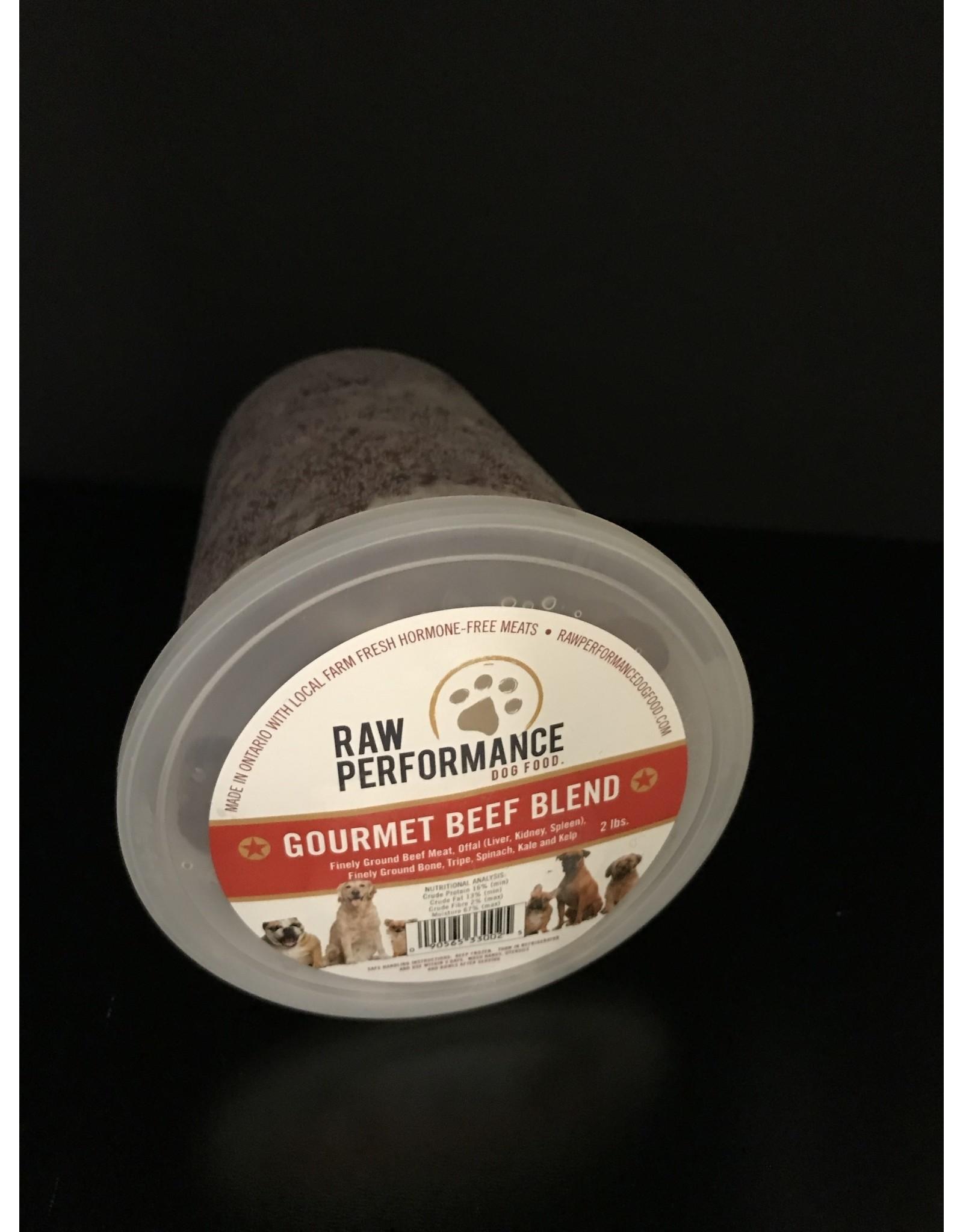Raw Performance Raw Performance - Gourmet Beef - 2LB