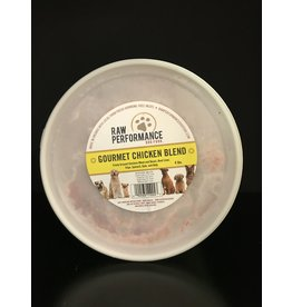 Raw Performance Raw Performance - Gourmet Chicken Blend 4LB
