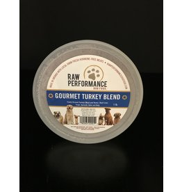 Raw Performance Raw Performance - Gourmet Turkey Blend - 1LB