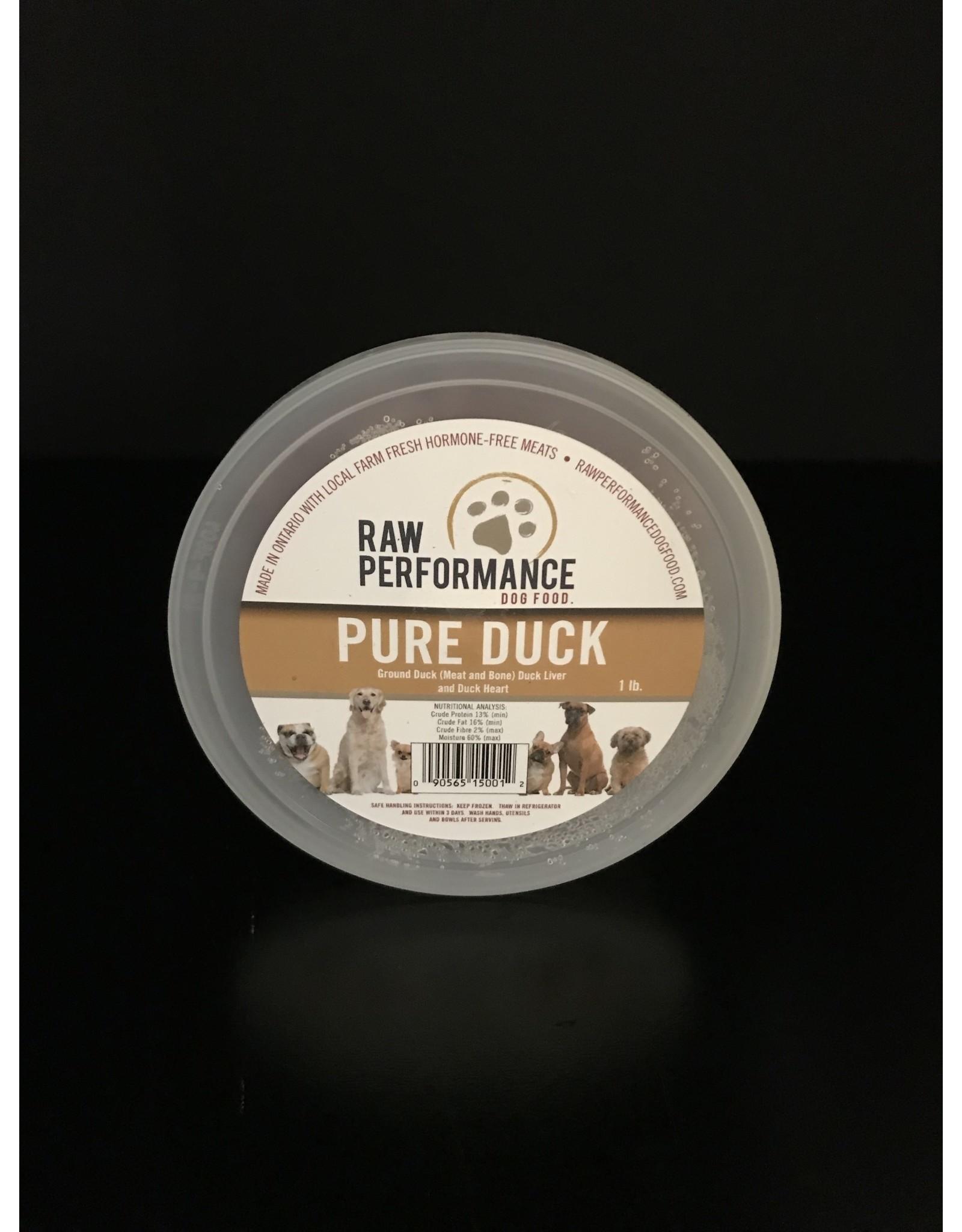 Raw Performance Raw Performance - Pure Duck - 1LB