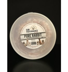 Raw Performance Raw Performance - Pure Rabbit - 4LB