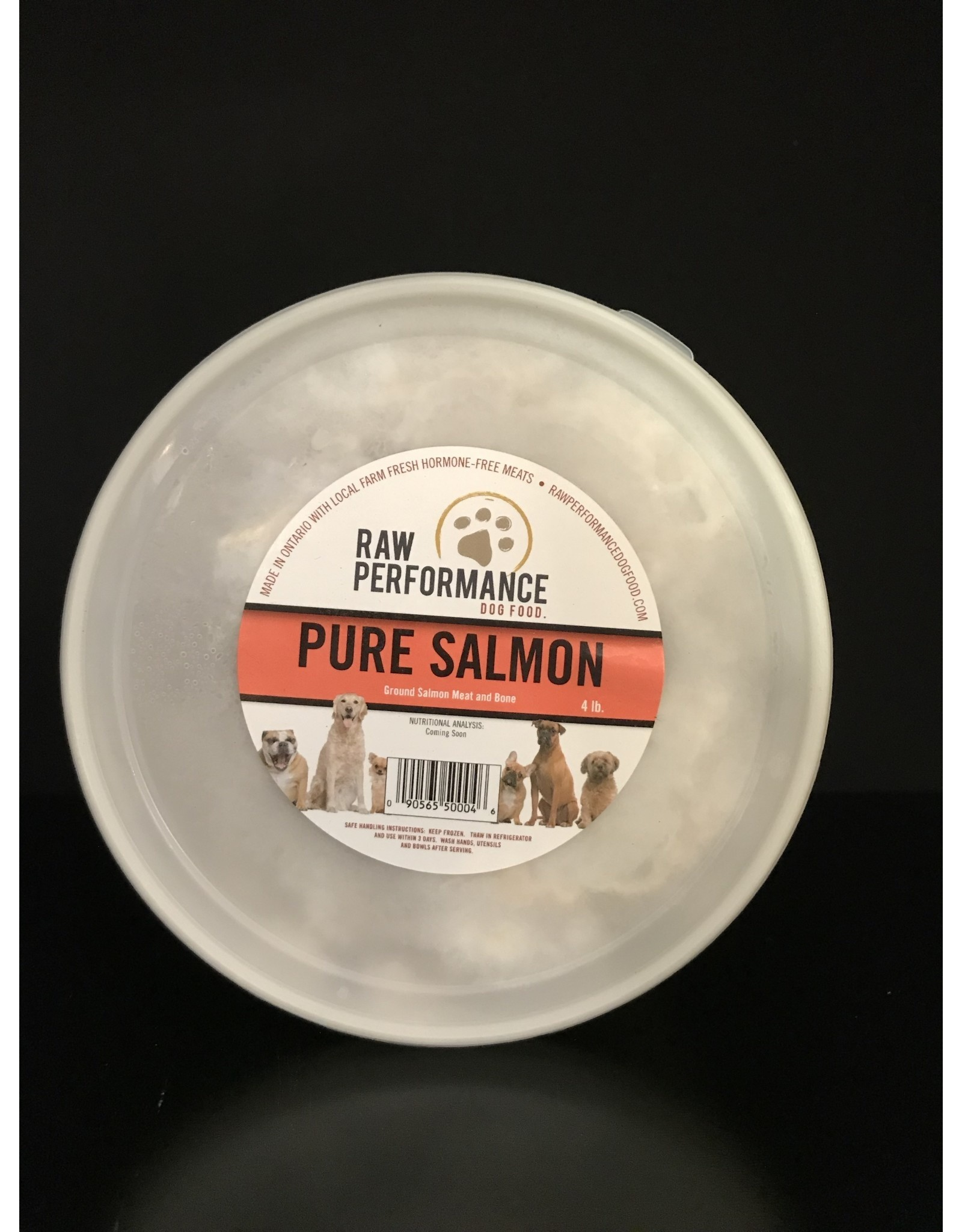 Raw Performance Raw Performance - Pure Salmon - 4LB
