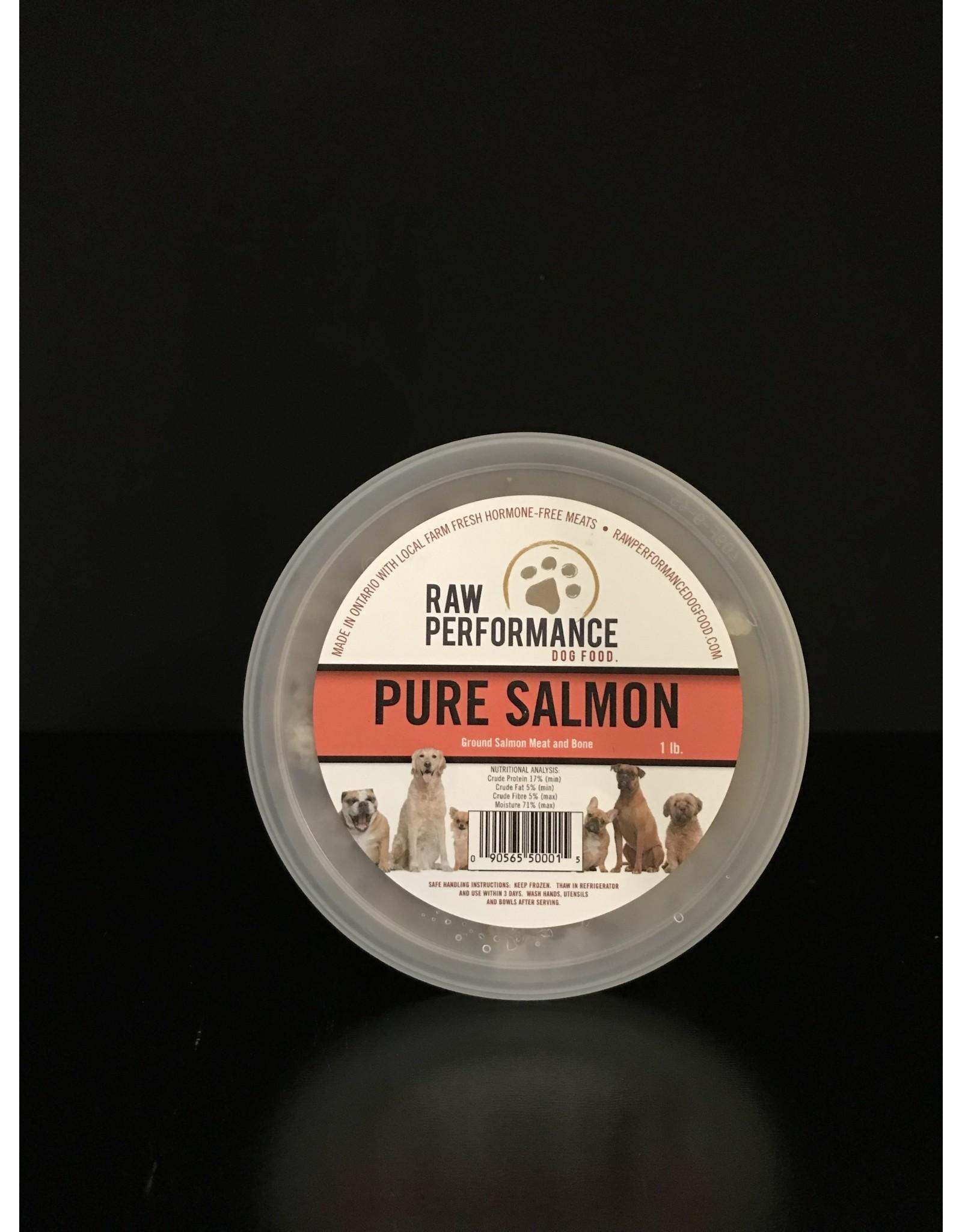 Raw Performance Raw Performance - Pure Salmon - 1lb