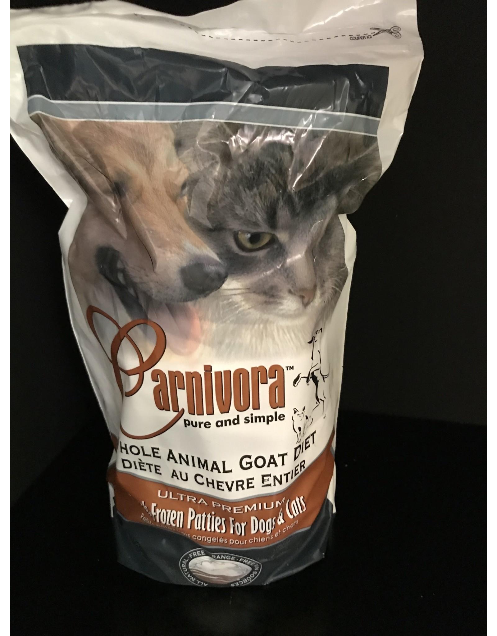 Carnivora Carnivora - Goat Diet - 4lb