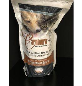 Carnivora Carnivora - Rabbit Diet - 4LB