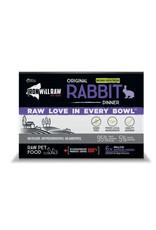 Iron Will Raw Iron Will Raw - Original Rabbit 6LB