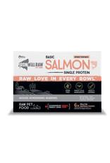 Iron Will Raw Iron Will Raw - Basic Salmon - 6LB