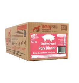 Totally Raw Totally Raw - Ground Pork 15lbs