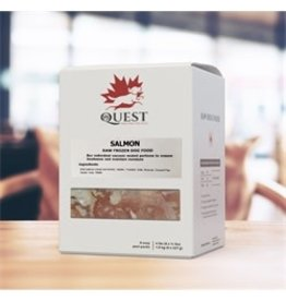 Quest Quest - 4LB  8 X 8oz Portion (Salmon)