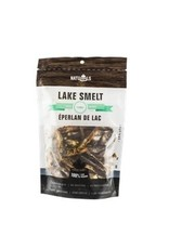 NatuRAWls NatuRAWLs - Dehydrated Lake Smelt - 80g