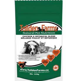 Tollden Tollden - Chicken and Botanical 8LB