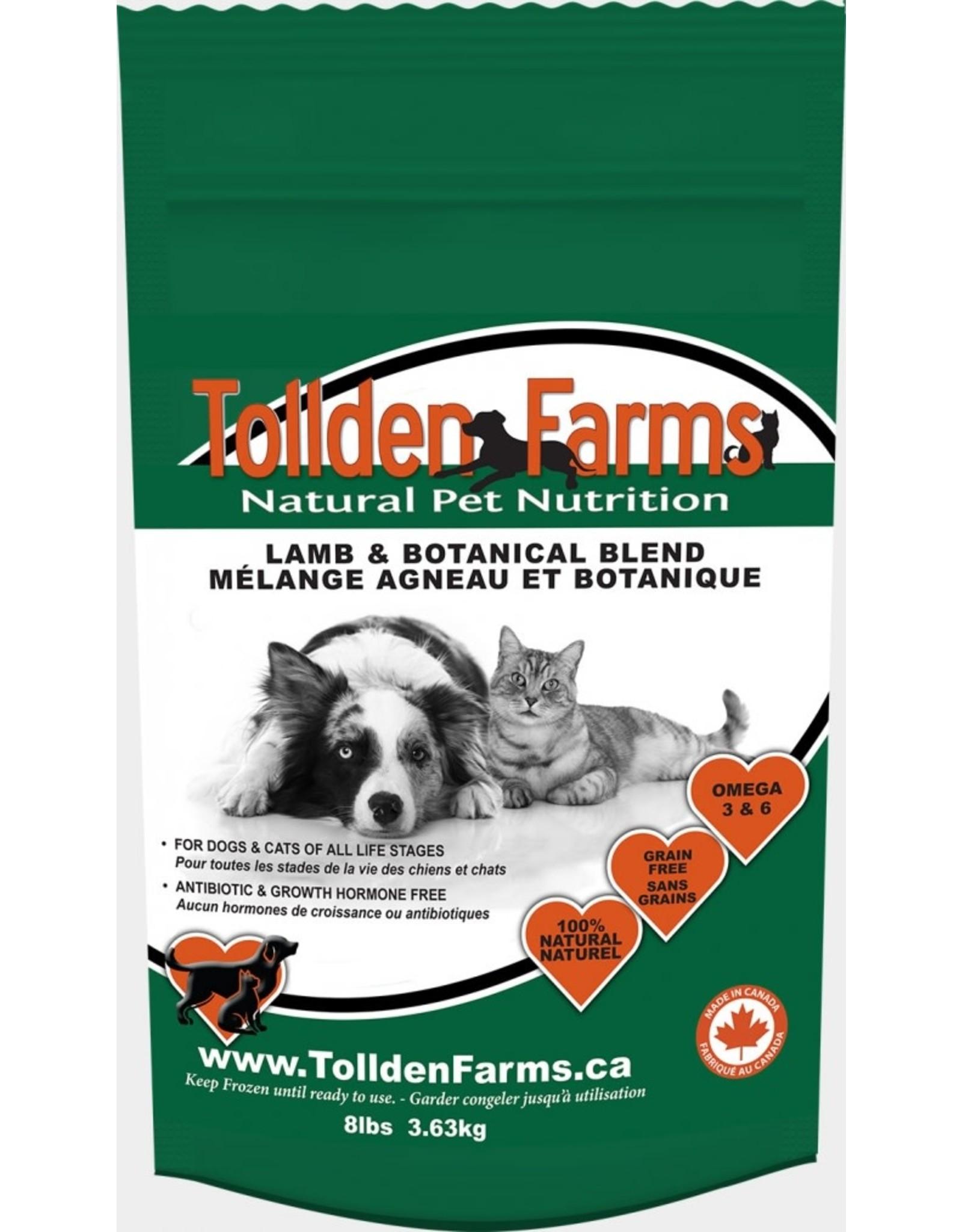 Tollden Tollden - Lamb and Botanical 8LB