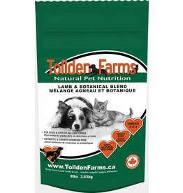 Tollden Tollden - Lamb and Botanical 8LB