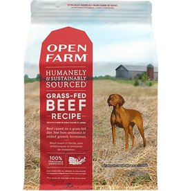 Open Farm Open Farm Dry - Grass Fed Beef - 24lb