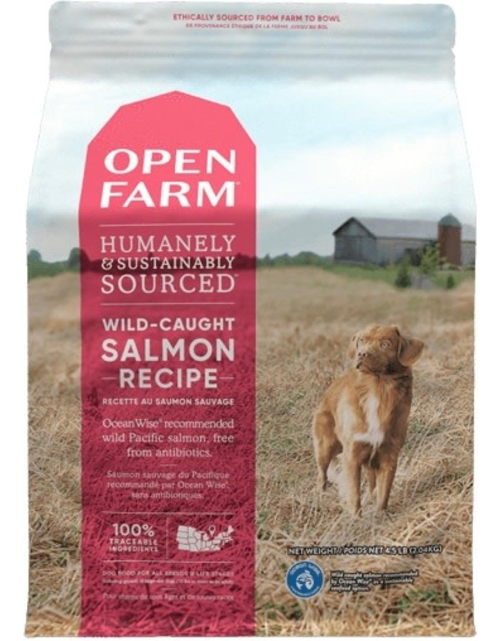 Open Farm Open Farm Dry - Wild Salmon - 24lb