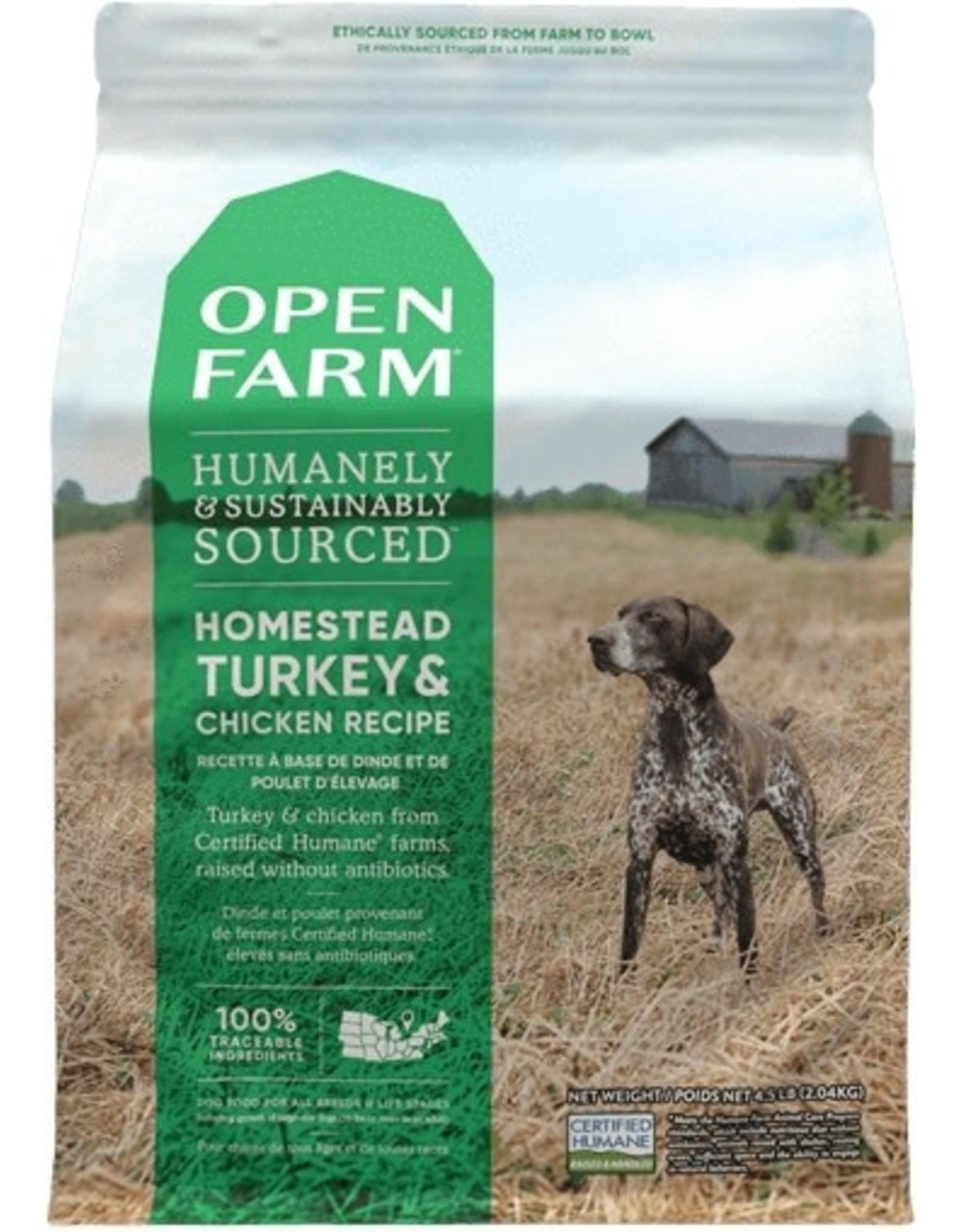Open Farm Open Farm Dry - Turkey and Chicken 12LB