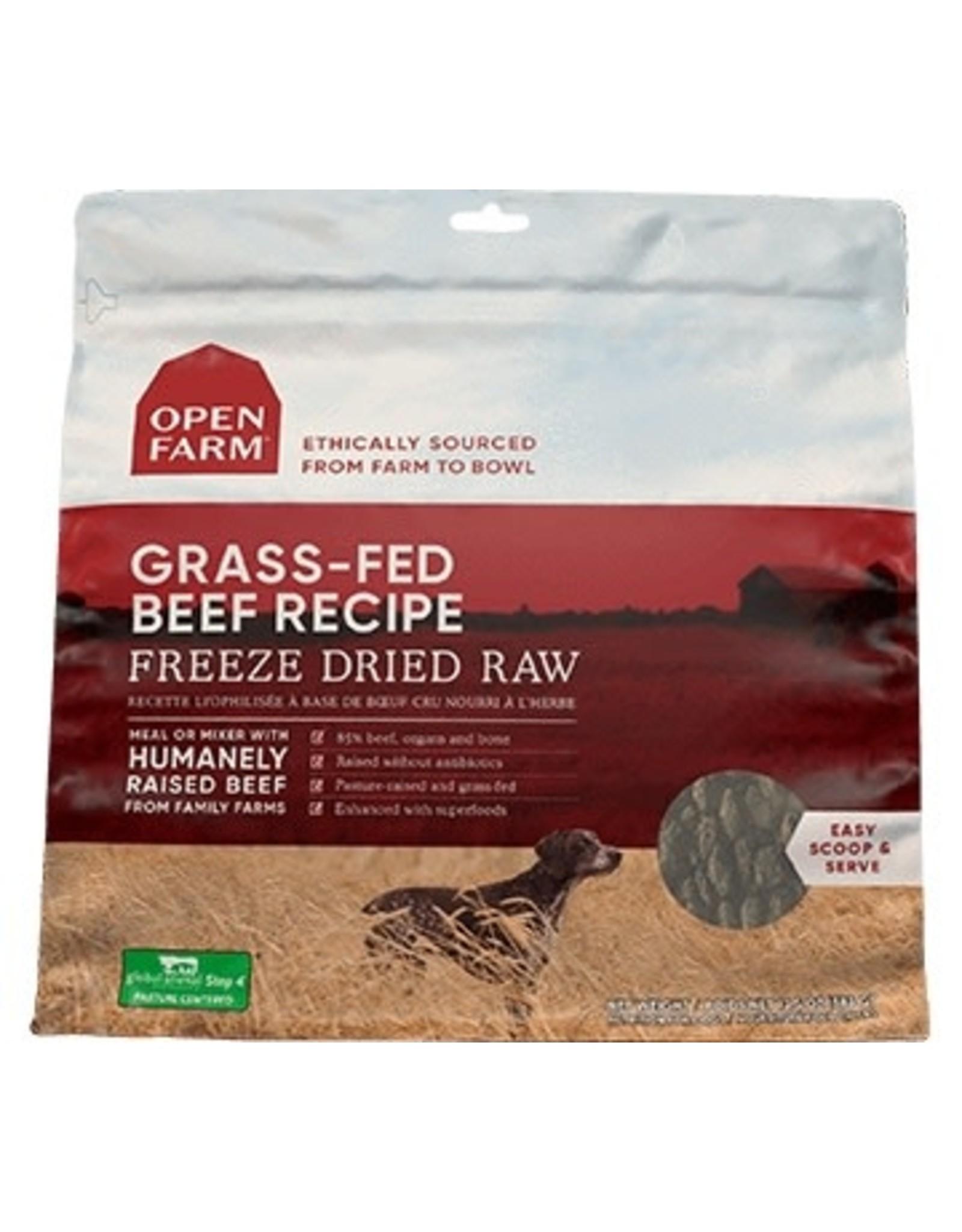Open Farm Open Farm Freeze Dried - Beef 13.5oz