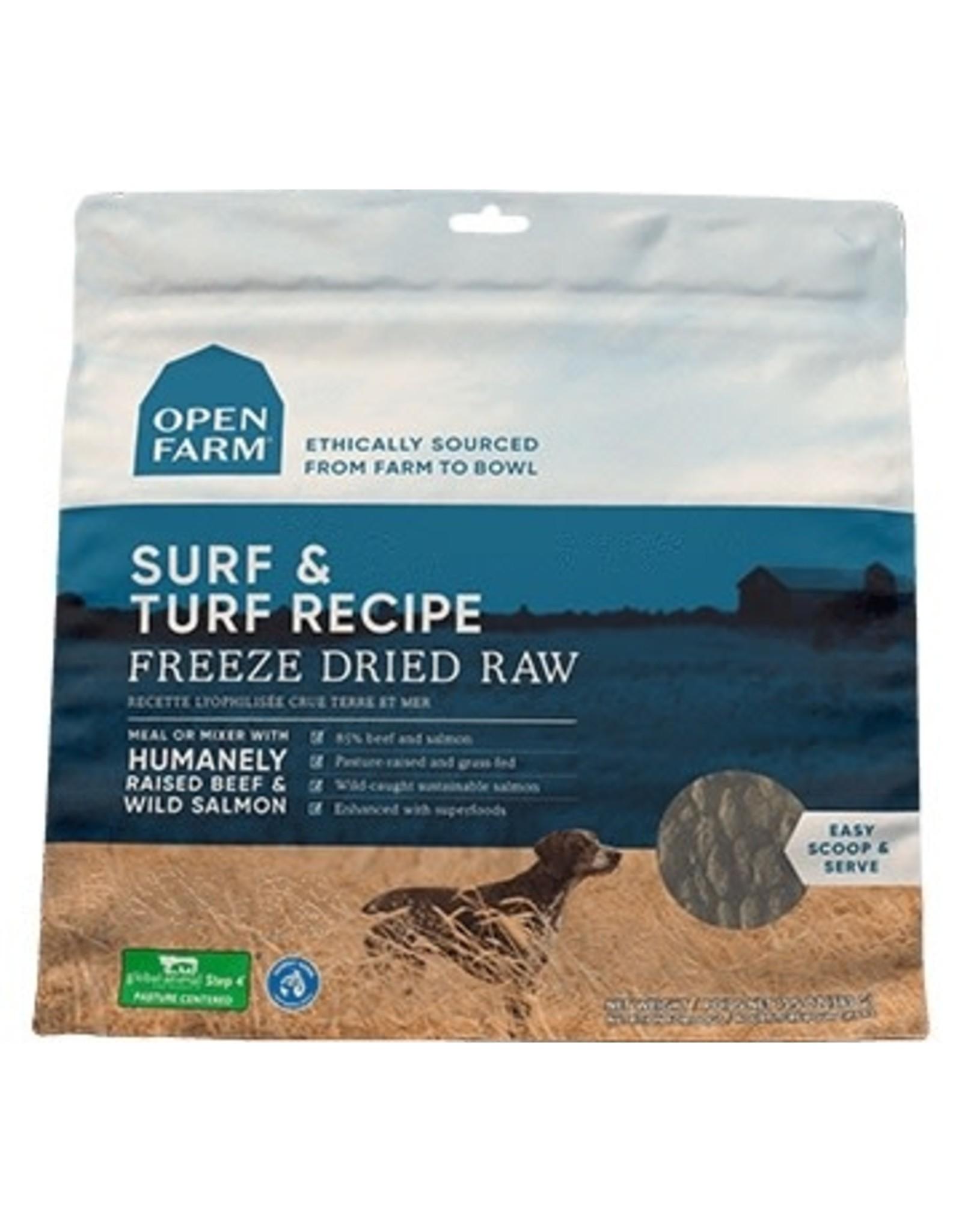 Open Farm Open Farm Freeze Dried - Surf and Turf 13.5 oz