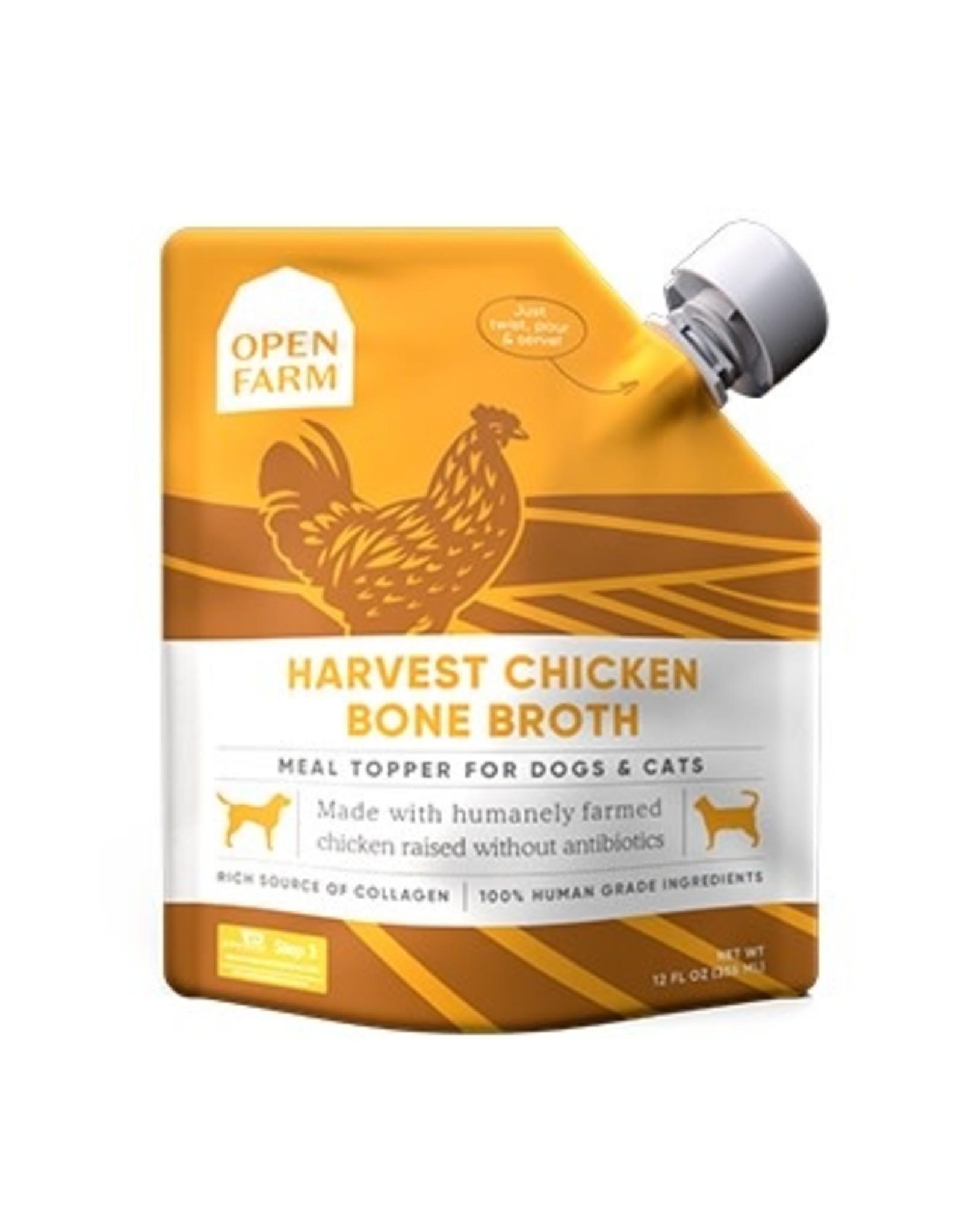 Open Farm Open Farm - Bone Broth - Chicken 12oz