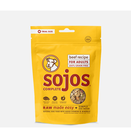 Sojos Sojos - Complete Beef Trial 4oz