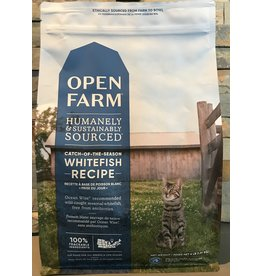 Open Farm Open Farm Dry - CAT - Whitefish - 4LB