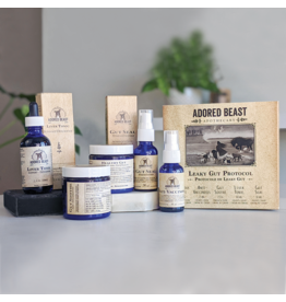 Adored Beast Adored Beast - Leaky Gut Protocol - (5 Product Kit)