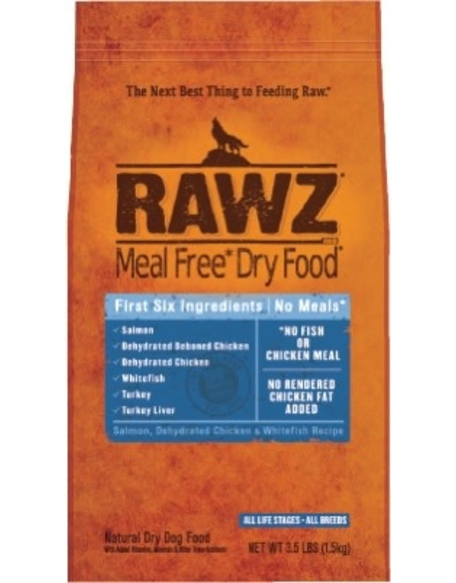 Rawz Rawz - Dog -  Fish 3.5 LBS
