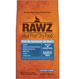 Rawz Rawz - Dog - Fish 10 LBS