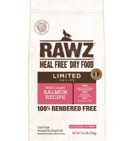 Rawz Rawz - Dog - Limited Salmon 3.5LB