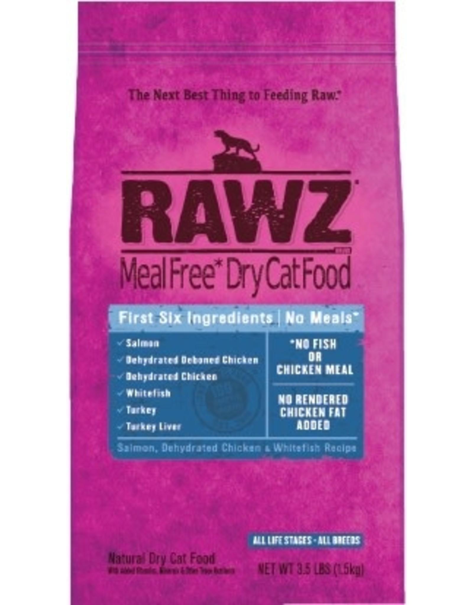 Rawz Rawz - Cat - Salmon 7.8LB
