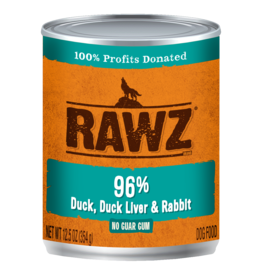 Rawz Rawz - 12.5oz Can - Duck & Rabbit