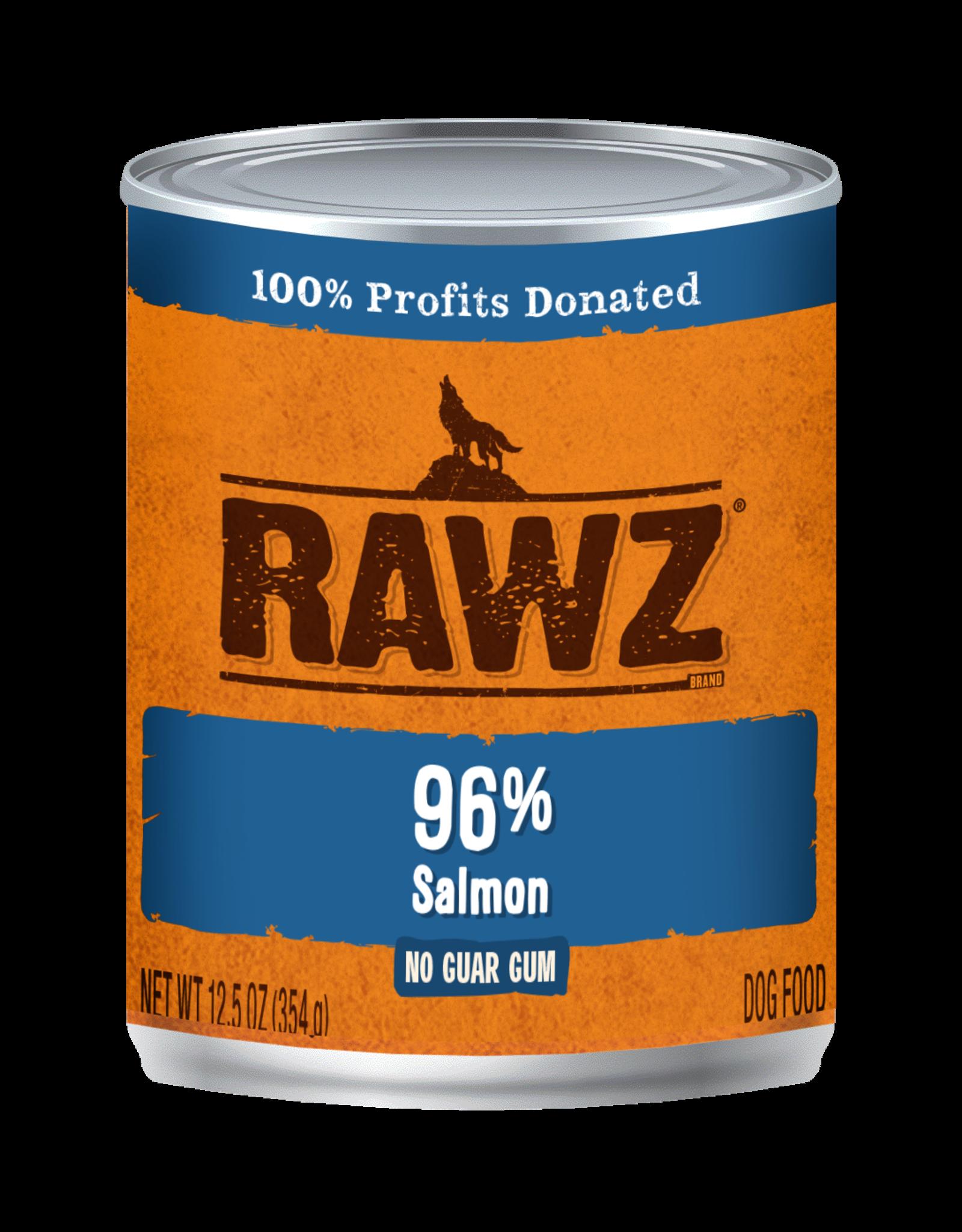 Rawz Rawz - 12.5oz Can - Salmon