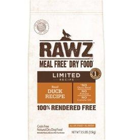 Rawz Rawz - Dog - Limited Duck 3.5LB