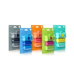 Modern Pet Brands MK - Dispenser (Orange and Coral)