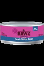 Rawz Rawz - Cat - 5.5oz Can - Tuna & Chicken - Shredded