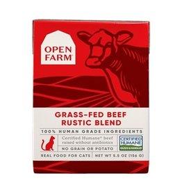 Open Farm Open Farm - CAT - CAN - Beef Rustic Blend - 5.5oz