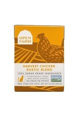 Open Farm Open Farm - CAT - CAN - Chicken Rustic Blend - 5.5oz